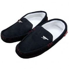 Arsenal Men's Slippers Size 11/12 | Arsenal Slippers