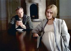 Fanny and Alexander; the horrible, gloomy man she married...