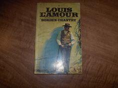 Louis L'amour Borden Chantry Lawman