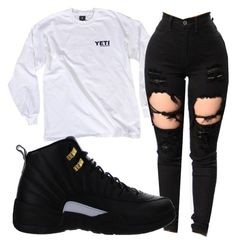 """""""Untitled #393"""" by vjur-tw ❤ liked on Polyvore featuring NIKE"""