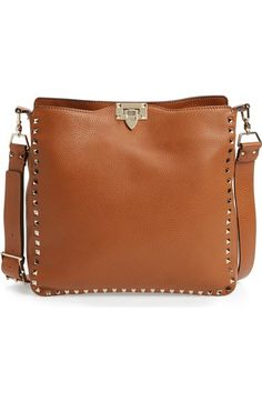 Valentino 'Rockstud' Hobo available at #Nordstrom