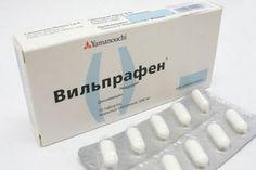 Как принимать Вильпрафен при простатите? - http://prostatit.guru/prostatit/preparaty/vilprafen-pri-prostatite/