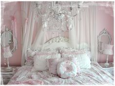 Shab Chic Bedroom Interior Design Decoration And Simply Home With Regard To Shabby Chic Style Interior Design Shabby Chic Style Interior Design