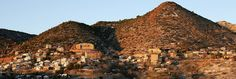 Jerome AZ. A very cool mining town.