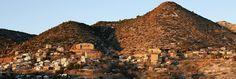 Jerome AZ. A very cool mining town.