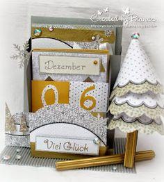 Stempeleinmaleins: Tischkalender ~ Desk Calendar