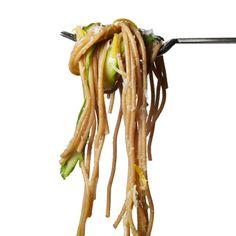 Health  Spaghetti With Asparagus and Lemon
