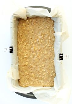 One Bowl Gluten Free Banana Bread | Minimalist Baker Recipes