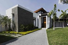 Casa M by Jannina Cabal & Arquitectos - CAANdesign