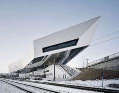 #Building #Futuristic #Architecture