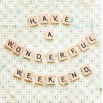 Feliz viernes, feliz fin de semana!!! #innocencequotes