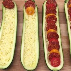 Food Discover Zucchini pizza the pizza of the summer. Veggie Recipes, Vegetarian Recipes, Chicken Recipes, Cooking Recipes, Easy Healthy Dinners, Healthy Dinner Recipes, Healthy Snacks, Zucchini Pizzas, Recipe Zucchini
