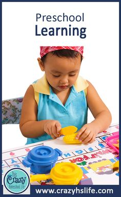 From occupying younger siblings, to teaching preschool at home, this board covers all your preschool needs.