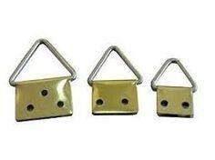 triangulo suporte para quadros pequeno n 1 pacote 500peças