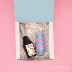Learn how to make a bridesmaid proposal box with this wedding DIY video tutorial.