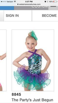 Weissman costumes