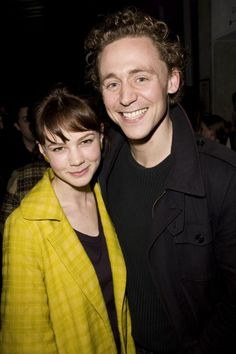 Tom Hiddleston at the after party on press night for 'The Last Days of Judas Iscariot' 2008. Via Torrilla.tumblr.com.