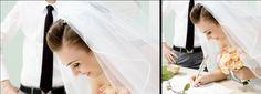Até o casamento civil pode ter elegância e romantismo.