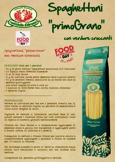 Rustichella d'Abruzzo, la ricetta proposta per la #FRD2013 in Abruzzo