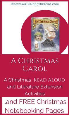 A Christmas Carol Story, Best Christmas Books, Christmas Math, Christmas Activities, Book Activities, Christmas Ideas, Christian Christmas, Children's Literature, Read Aloud