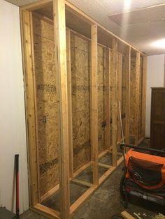 Diy garage cabinets to make your garage look cooler diy garage diy garage storage cabinets solutioingenieria Images