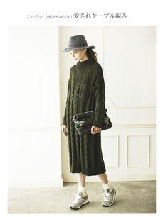 【楽天市場】11月24日 new debut!!【Cable knit onepiece】レディース ニット:nostalgia