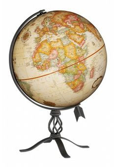 31503 Macinnes (Antique) Desk Globe