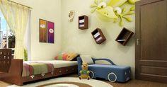Quando pais e mães recebem o diagnóstico de que têm crianças alérgicas em casa, uma das preocupações principais é com objetos existentes no imóvel, principalmente no quarto. Clique na imagem e saiba como mudar o quarto dos seus filhos!
