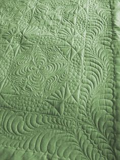 Quilting Style