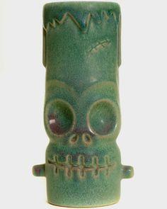 ARCHIVE : Welcome to Munktiki! Tiki Mugs and Ceramic Oddities