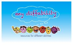 My Diffability - Online store (Australia) for resources for children with differences Special Needs Toys, Differentiated Instruction, Sensory Toys, Differentiation, Disability, Disorders, Catering, Thats Not My, Students