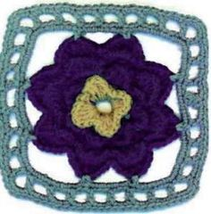 Begonia ~ Patty's Filet and Crocheting Page