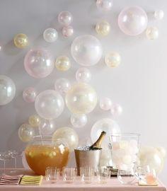 Comment utiliser des ballons pour sa décoration ?
