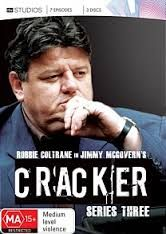 cracker robbie Coltrane