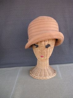 0ad0b4a65e244 53 Best Vintage Hats images in 2018   Vintage hats, Fashion vintage ...