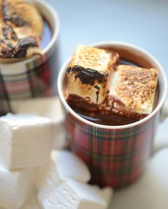 We know it's hard to put down your pumpkin spiced latte in favor of any other warm winter drink. But that will get a whole lot easier once you read these 16 absolutely sinful hot chocolate recipes. Looks like its time to start stocking up on marshmallows! ;)