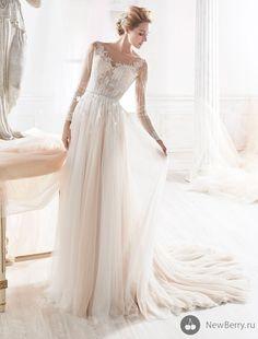 Свадебные платья Nicole 2018