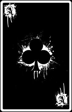 Ace of Clubs by Maralyn01.deviantart.com on @deviantART