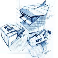 sketches-150809.jpg (1000×1000) by cardesignblog at Tumblr