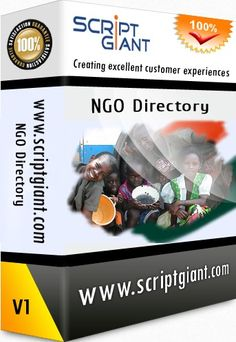 #NGO #Directory #Script helps businesses to establish a sophisticated directory with a powerful dashboard. You can customize the website based on the need of your business. This PHP based software are loaded with features that helps in improving the functionality. Customization of the website is easy with images, texts, logo and colors. Features of this bug-free software are:  1.Advanced search functionality 2.Multilingual support 3.SEO friendly URL 4.Upload products easily