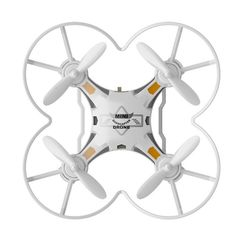 Pocket RC Quadcopter 2.4G 4CH 6-Axis Gyro RTF Aircraft Mini Pocket Remote Control Drone Helicopter