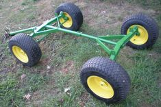 scale running tractors and other homemade tractors. Homemade Tractor, Riding Mower, Lawn Mower, Tractors, Outdoor Power Equipment, Alternative, Lawn Edger, Grass Cutter, Garden Tools