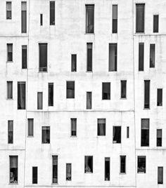 Marco Virgone, disorder, windows, building, modern, suburb , milan photography