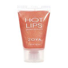 Zoya Hot Lips Lip Gloss in Blog
