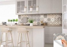 carrelage stickers Ideas Bathroom Tile Sticker Set of 24 Tiles decal mixed Tiles for walls Kitchen decals carrelage stickers Bathroom Tile Stickers, Tile Decals, Kitchen Wall Stickers, Wall Tiles, Vinyl Tiles, Tiles For Walls, Backsplash Tile, Easy Diy Room Decor, Flooring For Stairs