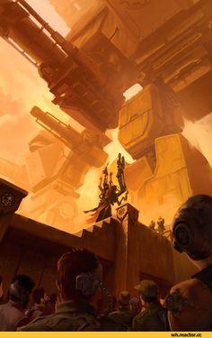 Warhammer 40000,warhammer40000, warhammer40k, warhammer 40k, ваха, сорокотысячник,фэндомы,Adeptus Mechanicus,Mechanicum,Imperium,Империум,Collegia Titanica