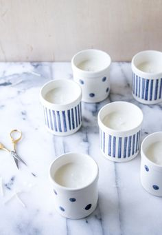 How To Make Scented Soy Candles | Paper and Stitch