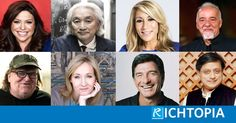 Authors Top 200: From J.K. Rowling to T. Harv Eker, These Are the Most Influential Authors in the World (Cant' believe I'm #104!)