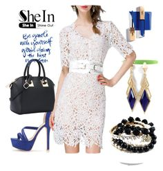 """""""5#SheIn"""" by fatimka-becirovic ❤ liked on Polyvore"""