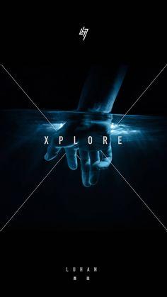 Luhan's new album Xplore